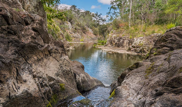 Gorge walking track - Accommodation Noosa