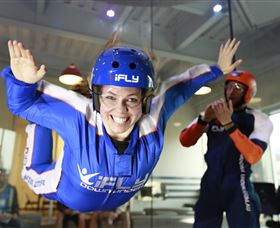 iFly Indoor Skydiving - Accommodation Noosa