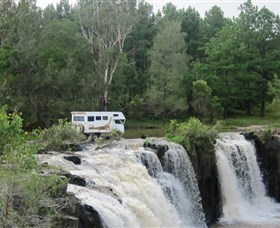 Tooloom Falls - Accommodation Noosa