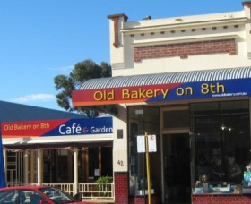 The Old Bakery on Eighth Cafe - Accommodation Noosa