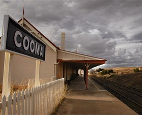 Cooma Monaro Railway - Accommodation Noosa