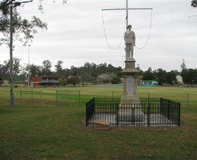 Ebbw Vale Memorial Park - Accommodation Noosa