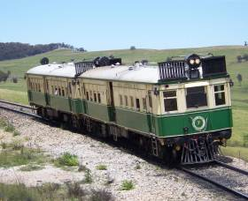 Paterson Rail Motor Society - Accommodation Noosa
