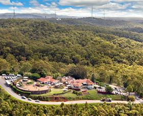 Brisbane Lookout Mount Coot-tha - Accommodation Noosa