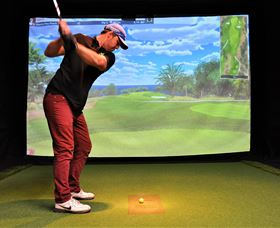 Par-Tee Virtual Golf - Accommodation Noosa