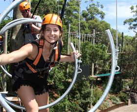 Wild Ropes at Taronga Zoo - Accommodation Noosa