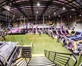 Bounce Inc Trampoline Park - Tingalpa - Accommodation Noosa