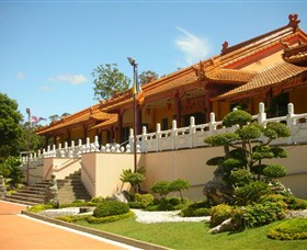 Chung Tian Temple - Accommodation Noosa