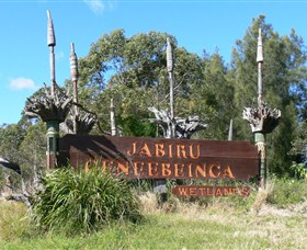 Jabiru Geenbeebeinga Wetlands - Accommodation Noosa