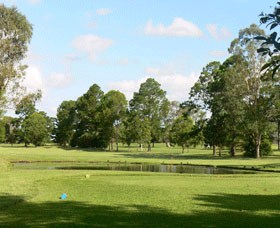 Casino Golf Club - Accommodation Noosa