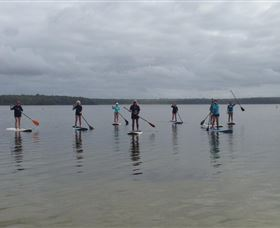 Sussex Inlet Stand Up Paddle - Accommodation Noosa