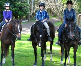 Kings Creek Saddle Club - Accommodation Noosa