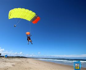 Skydive Oz Batemans Bay - Accommodation Noosa