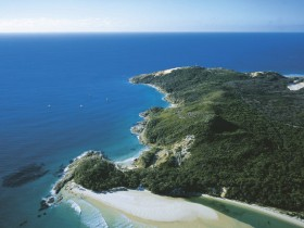 Moreton Island National Park - Accommodation Noosa