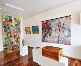 Serpentine Gallery - Accommodation Noosa
