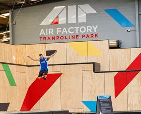 Air Factory Trampoline Park