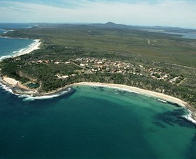 Angourie Beach - Accommodation Noosa