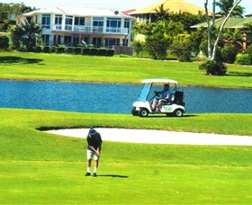 Emerald Downs Golf Course - Accommodation Noosa