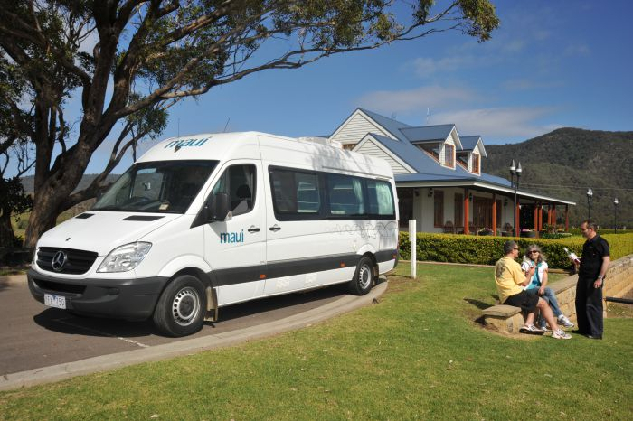 maui motorhomes - Accommodation Noosa