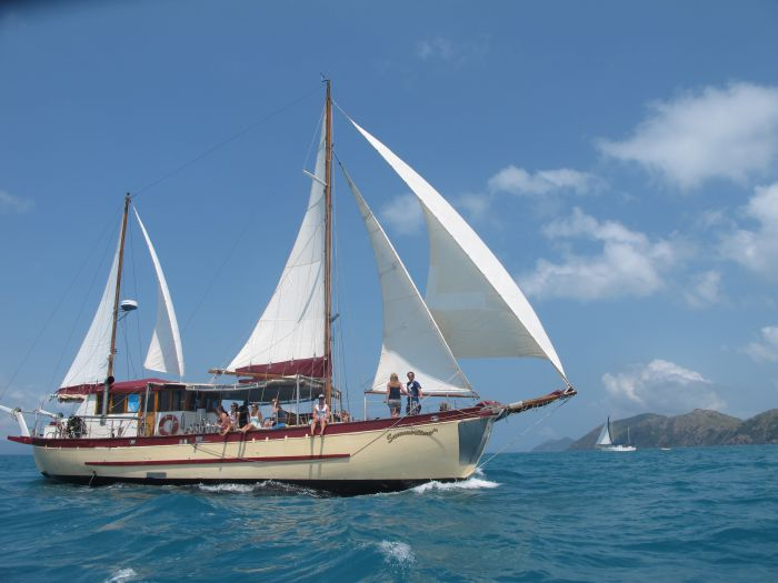 Adventure Cruise Dive and Outer Reef - Whitsundays Sailing Adventures - Accommodation Noosa
