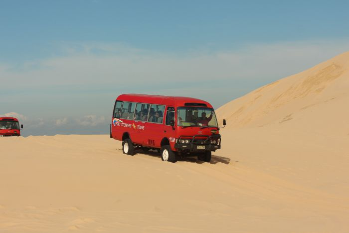 Port Stephens 4WD Tours - Accommodation Noosa