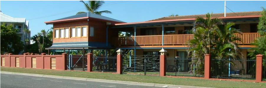 The Gallery on the Beach Cairns - Accommodation Noosa