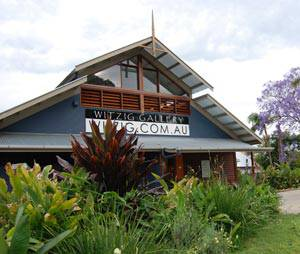 Witzig Gallery - Accommodation Noosa