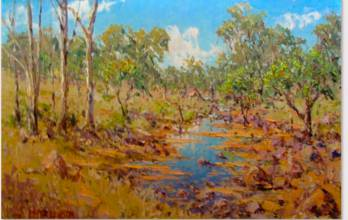Peter Lawson Fine Art - Accommodation Noosa