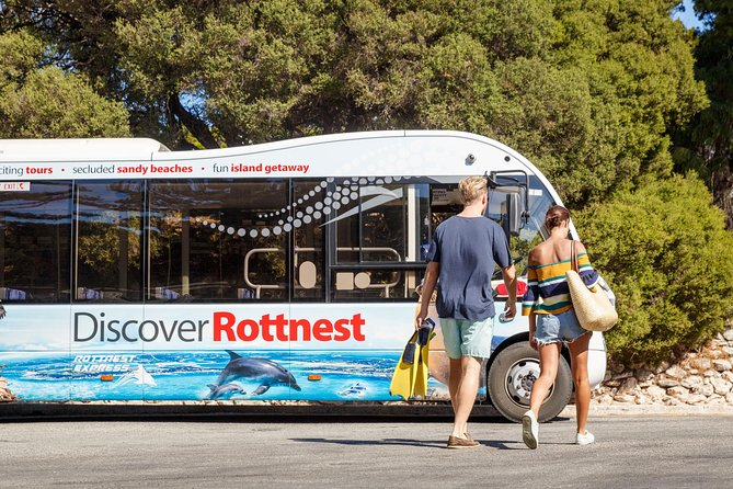 Rottnest Island Tour from Perth or Fremantle