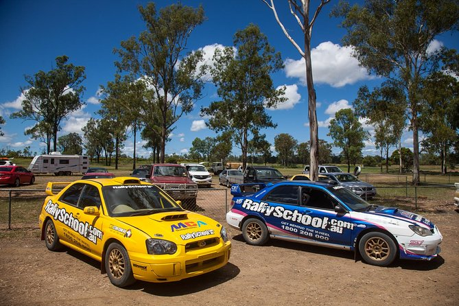 Western Australia Rally Car 16 Laps Drive and Ride