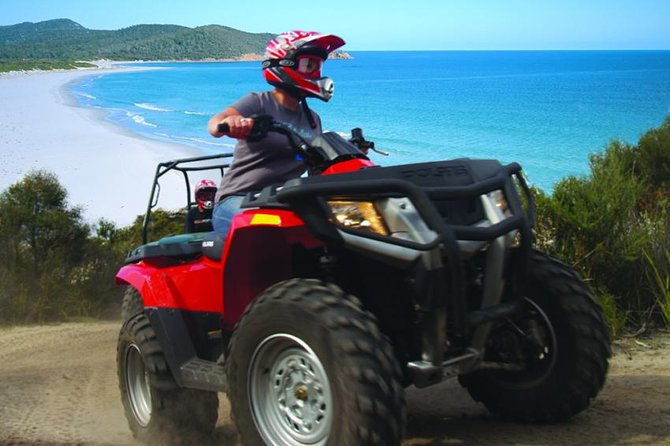 Half-Day Guided ATV Exploration Tour from Coles Bay - Accommodation Noosa
