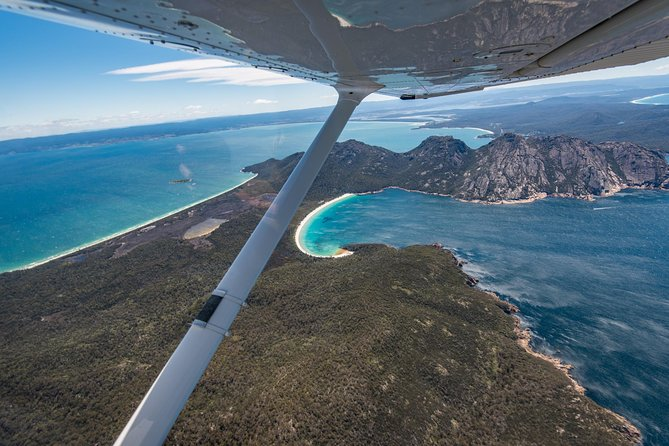 Freycinet Peninsula Or Wineglass Bay Scenic Flight - Accommodation Noosa