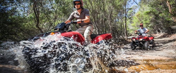 Quad Bike 2-Hour Adventure Freycinet National Park - Accommodation Noosa