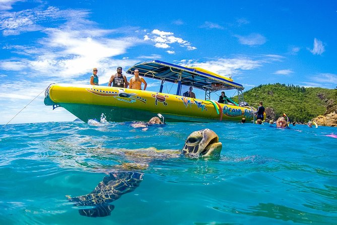 Ocean Rafting Tour to Whitehaven Beach