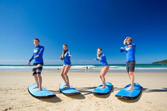 Learn to Surf at Surfers Paradise on the Gold Coast