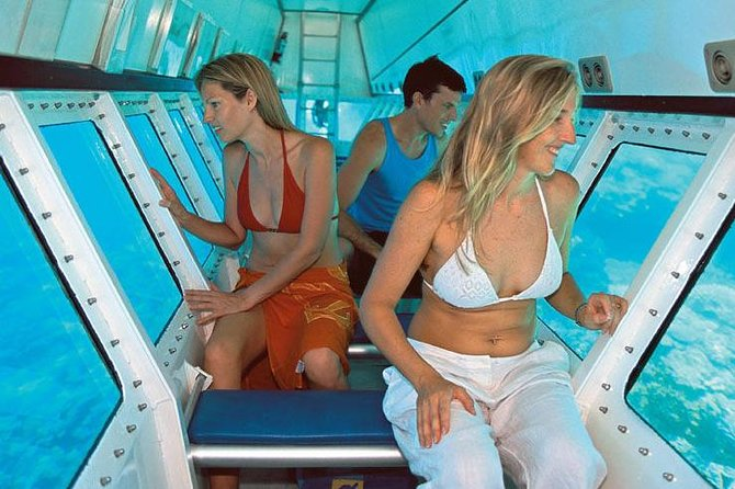 Quicksilver Outer Great Barrier Reef Snorkel Cruise from Palm Cove - Accommodation Noosa