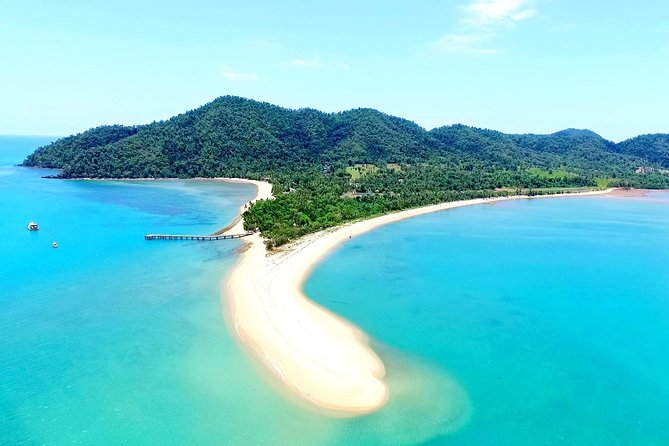 Dunk Island Round-Trip Water Taxi Transfer from Mission Beach - Accommodation Noosa