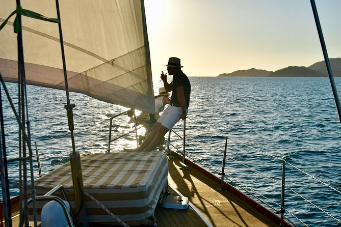 Magnetic Island Twilight Sailing Cruise - Accommodation Noosa
