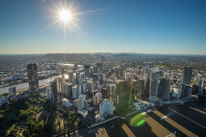 Brisbane City Glimpses