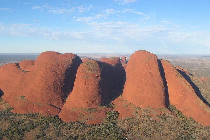 Kata Tjuta and Uluru Grand View Helicopter Flight - Accommodation Noosa