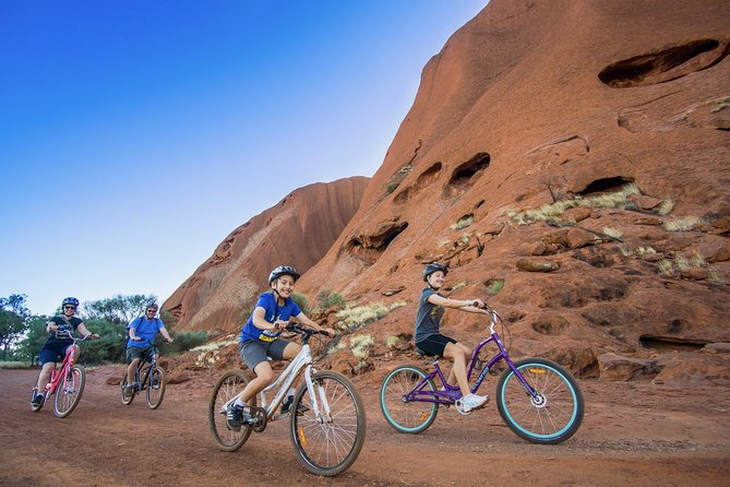 Outback Cycling Uluru Bike Ride - Accommodation Noosa