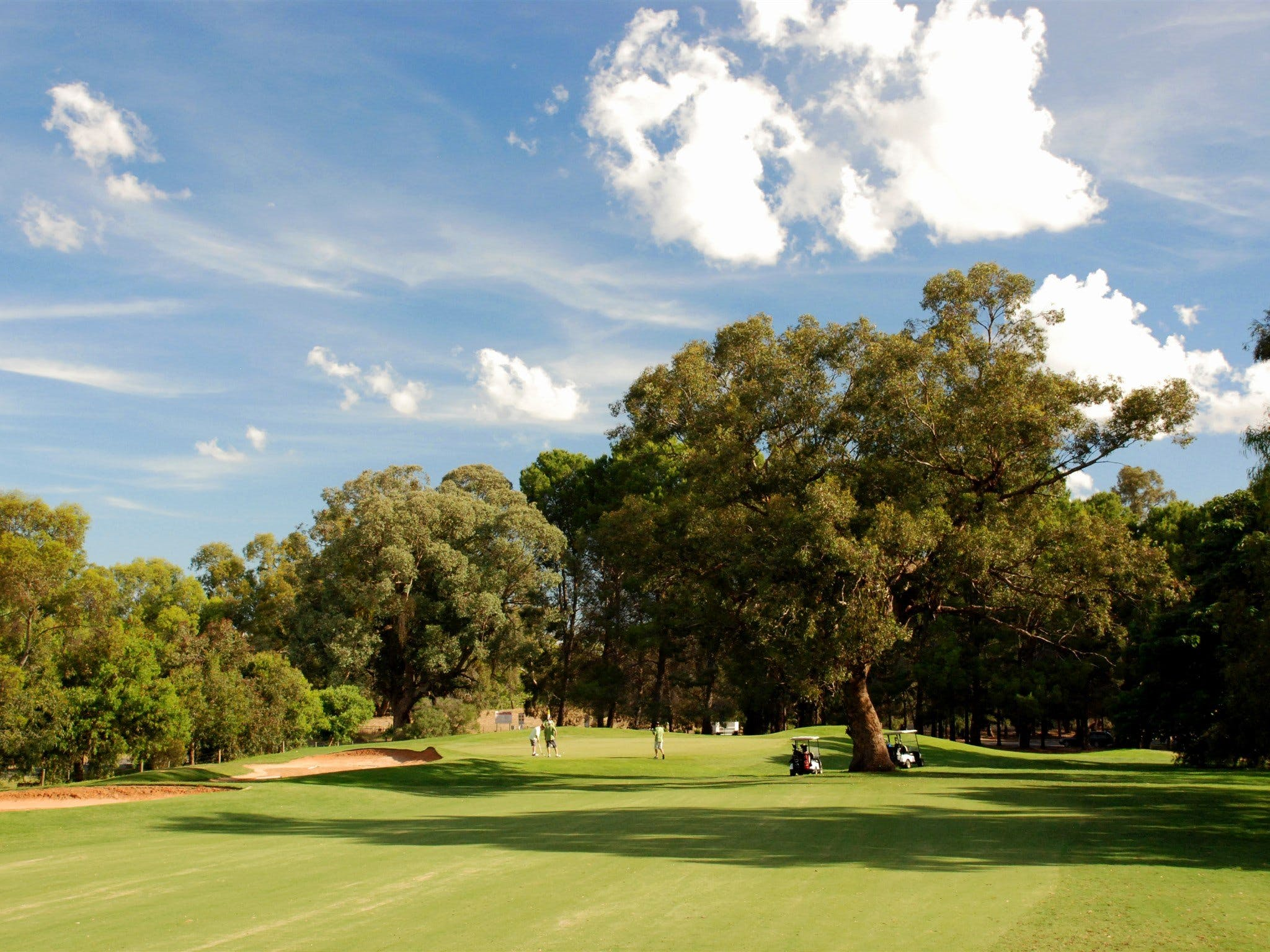Corowa Golf Club - Accommodation Noosa