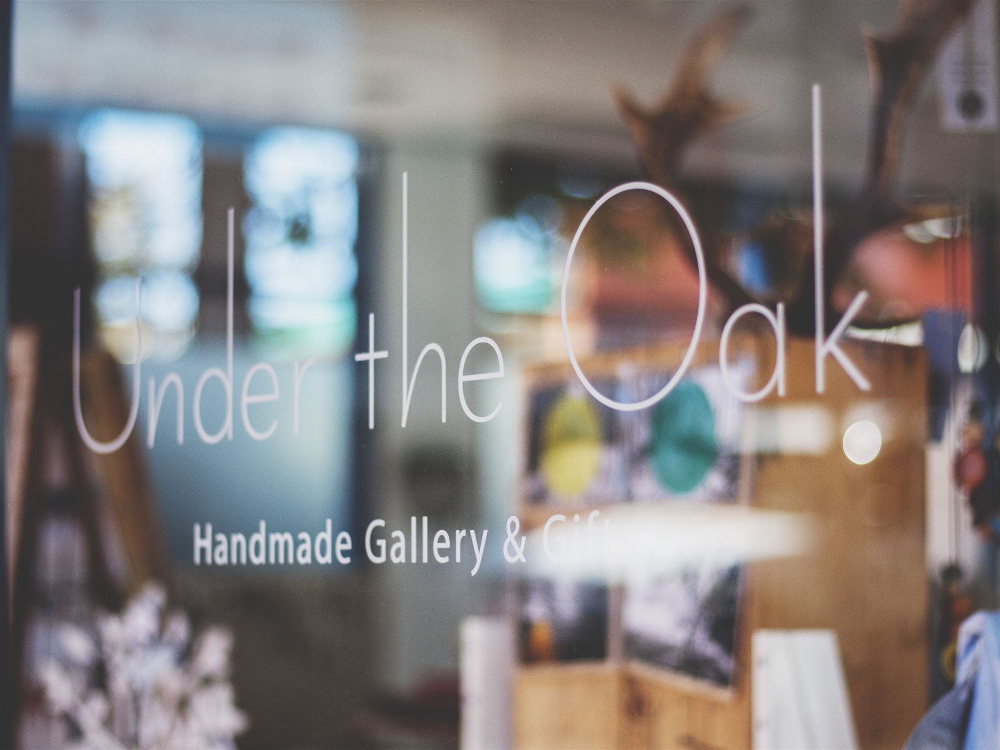 Under The Oak Handmade Gallery and Gifts - Accommodation Noosa