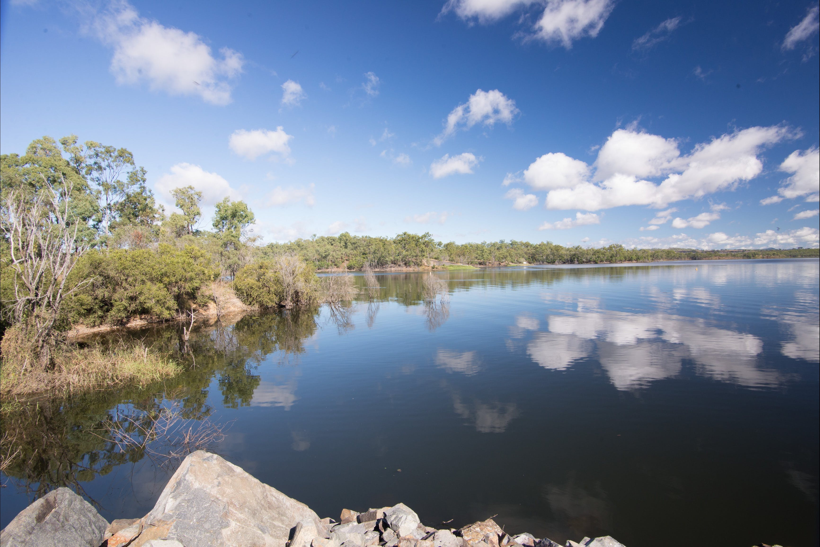 Bundaberg North Burnett Region Dams - Accommodation Noosa