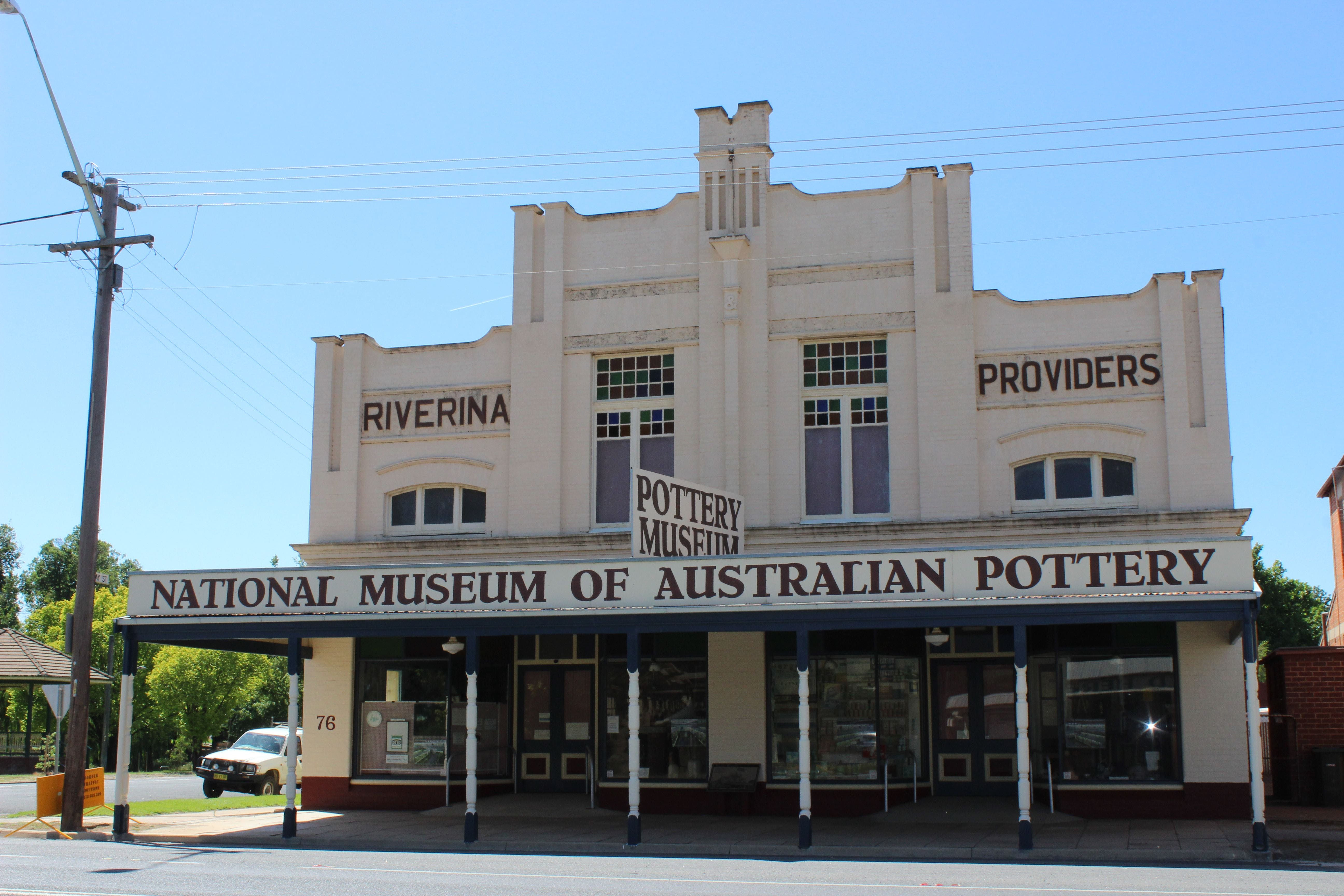National Museum of Australian Pottery - Accommodation Noosa