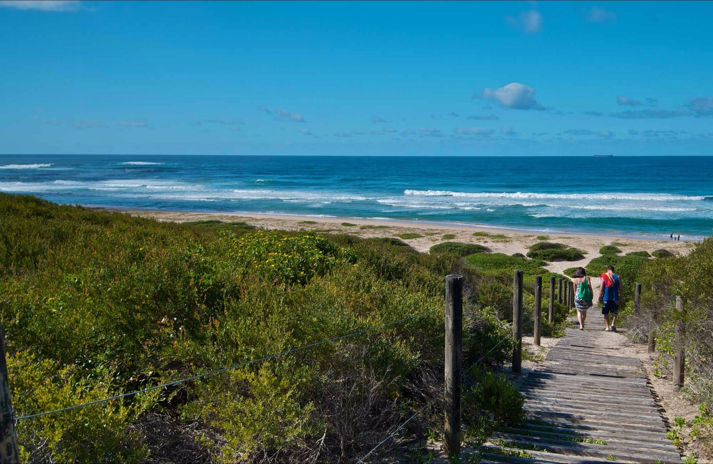 Pelican Beach Road lookout - Accommodation Noosa