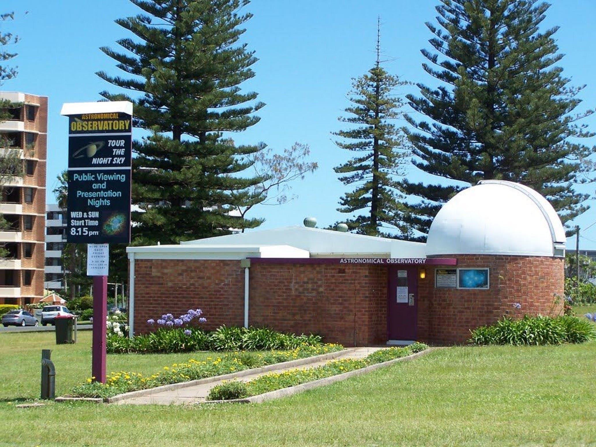 Port Macquarie Astronomical Observatory - Accommodation Noosa