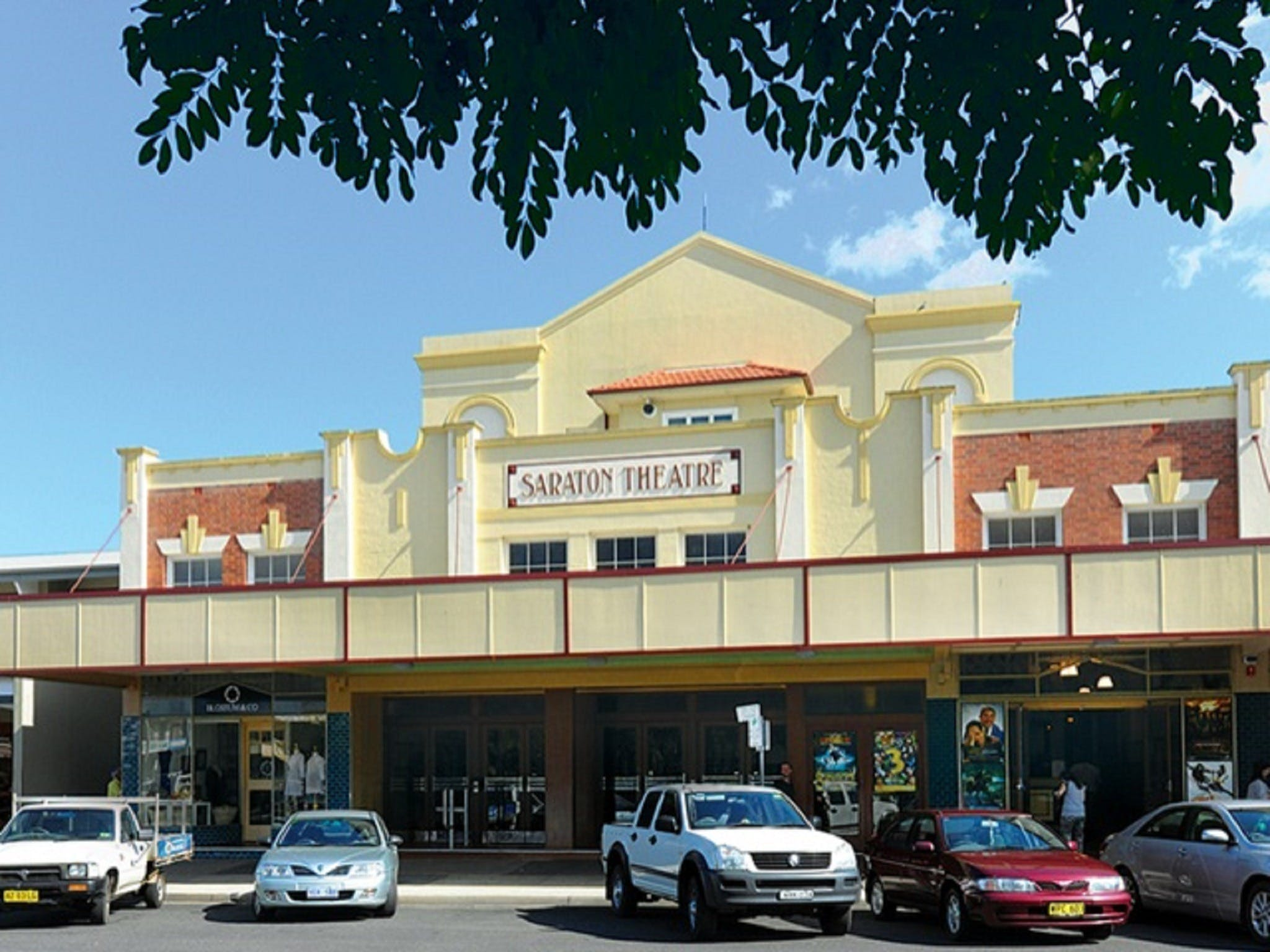 The Saraton Theatre Grafton - Accommodation Noosa