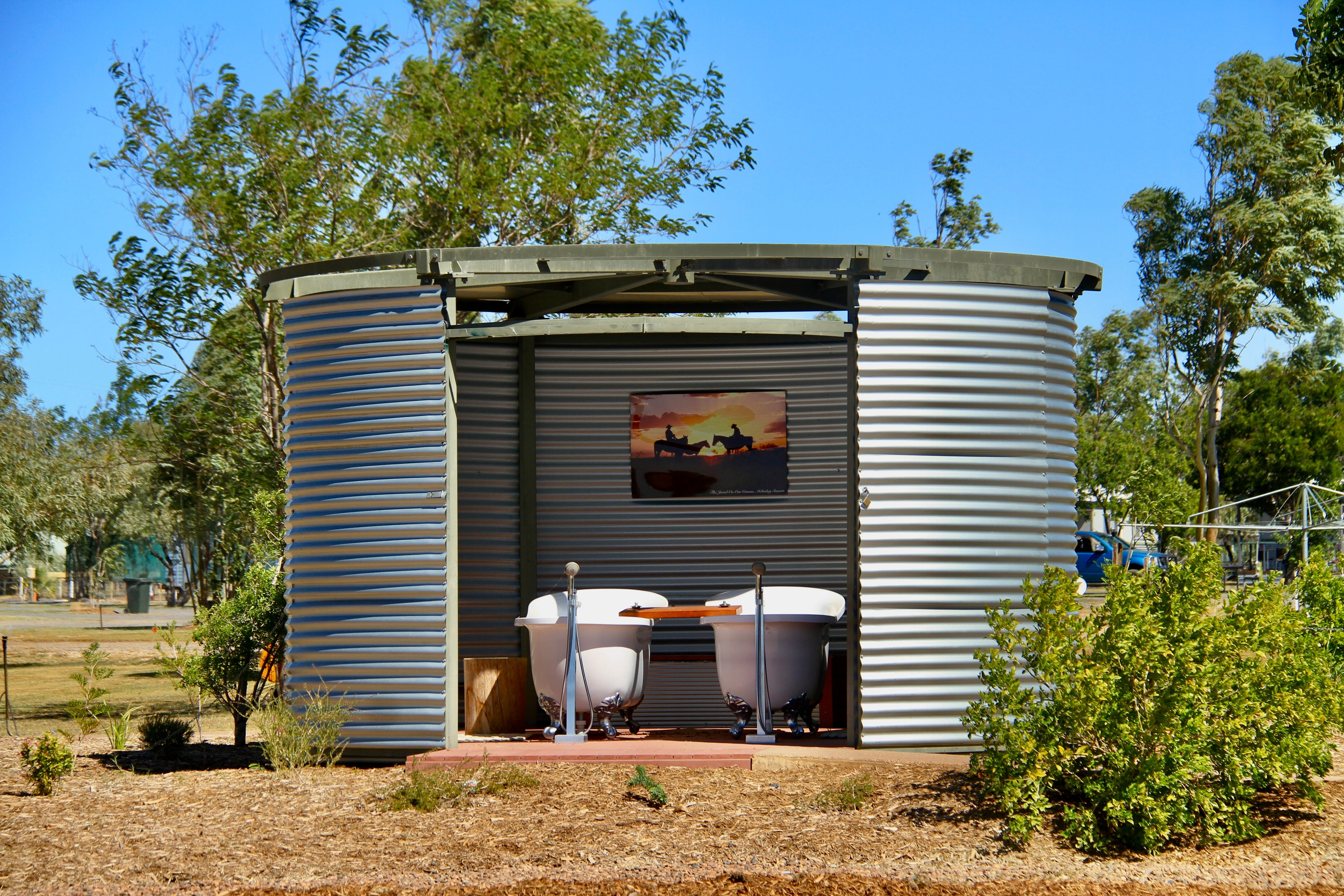 Julia Creek Artesian Baths - Accommodation Noosa