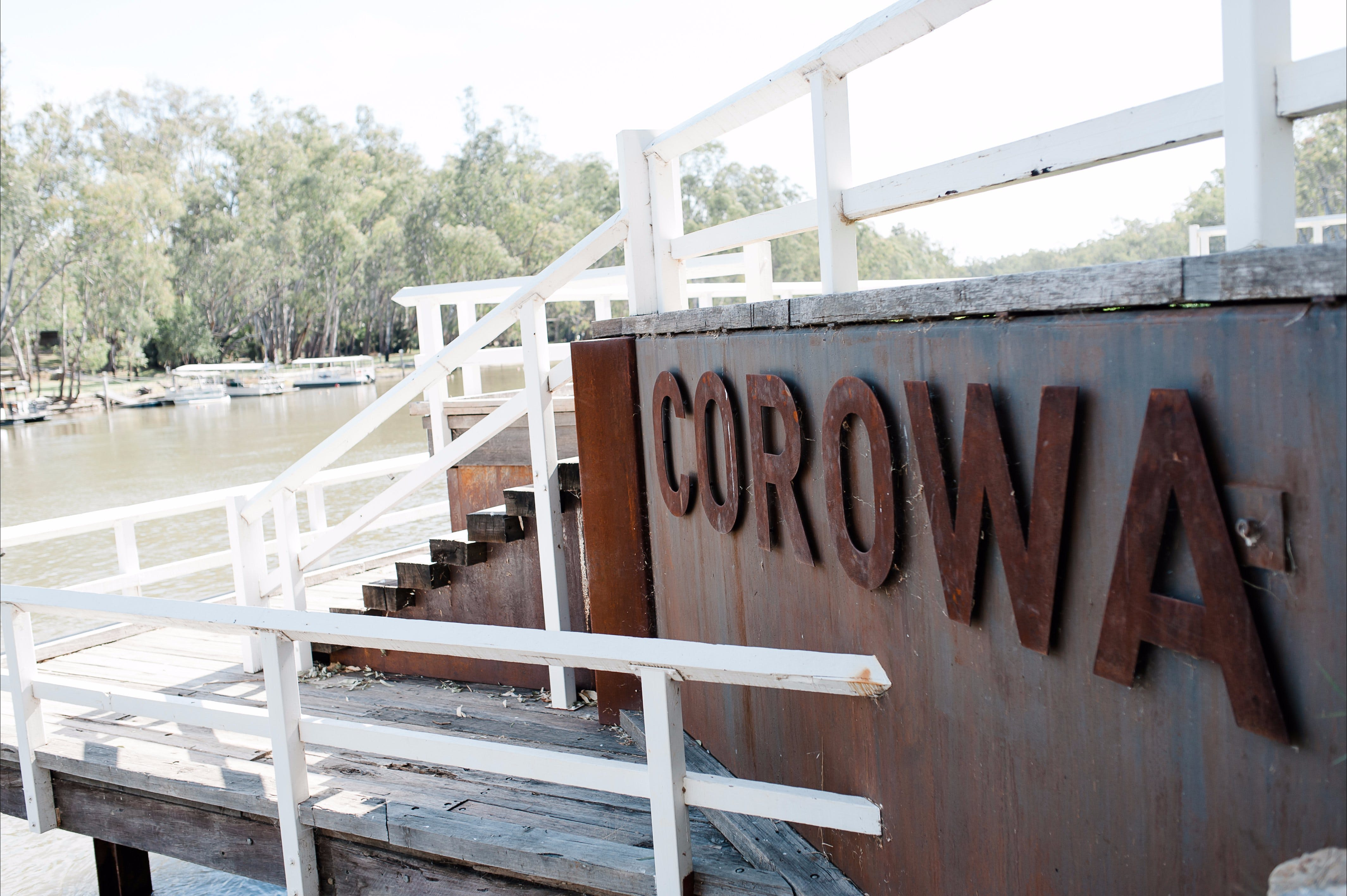 Corowa Foreshore - Accommodation Noosa